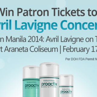 Live in Manila: Avril Lavigne on February 17, 2014