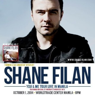 Shane Filan Promises A Repertoire Of Love Songs In Manila Concert