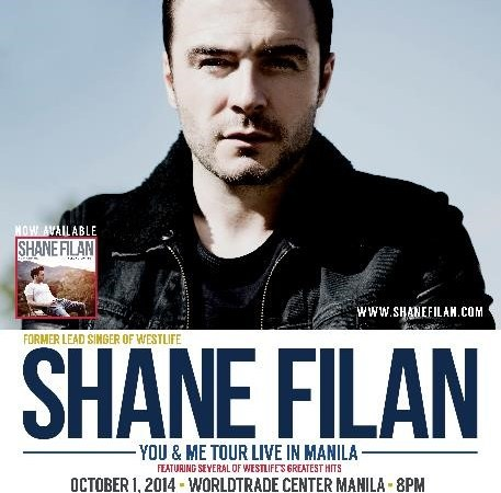 Shane Filan Promises A Repertoire Of Love Songs In Manila Concert