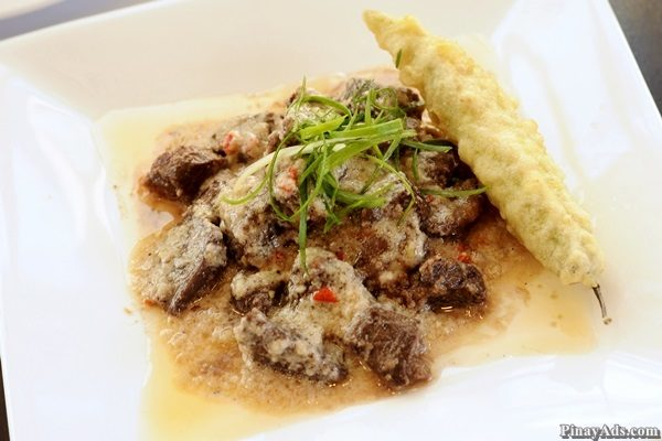 Angus Beef Bicol Express