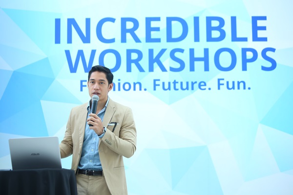 ASUS Philippines Concludes Three-leg Workshop Series