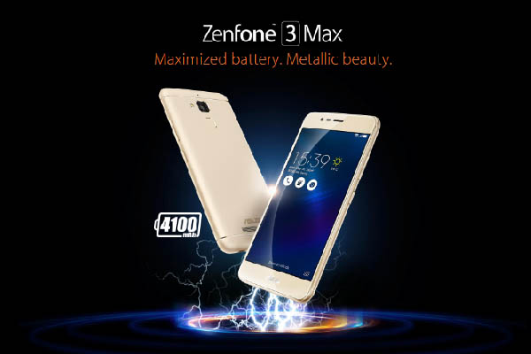 ASUS ZenFone 3 Max: A premium smartphone with maximum battery life