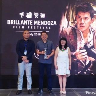 Brillante Mendoza Film Festival at SM City Masinag