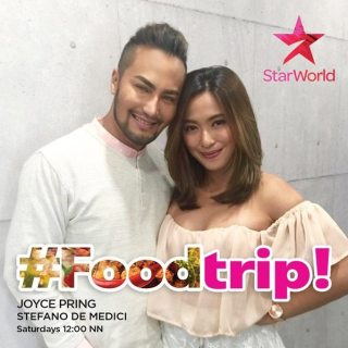 Foodtrip Season 2 Premieres On Starworld