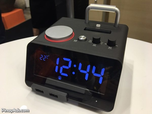 Sleep and Wake up with Homtime at Your Bedside