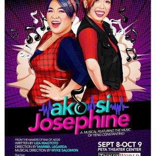 "Happy, Youthful and Purposeful Music of ""Ako si Josephine"""