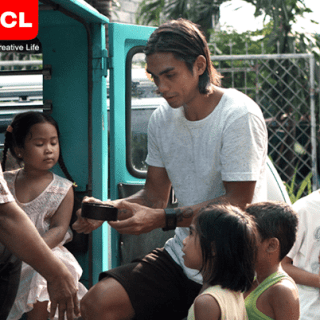TCL Sharing Life through Sports: Simote Rota Plays it Forward