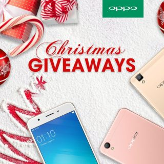 OPPO Price Drop on Select Smartphones and F1s Giveaway