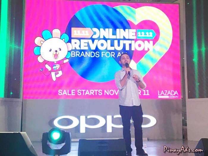Lazada CEO and Co-founder Inanc Balci