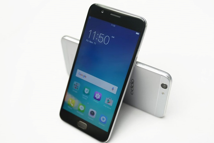 OPPO F1s Limited | Photo: OPPO Facebook