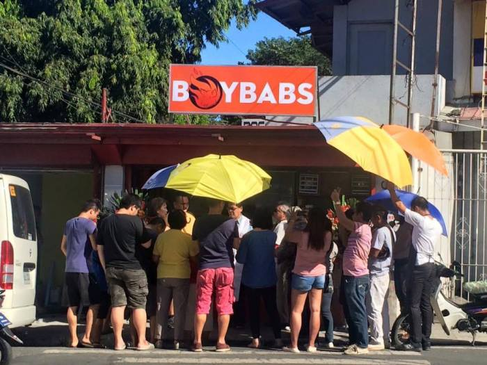 Boybabs Firebrick Grill in Angono, Rizal