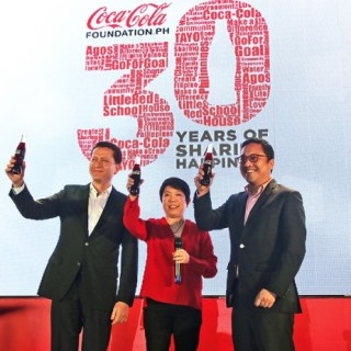 Coca-Cola Foundation PH: 30 Years of making a difference in communities