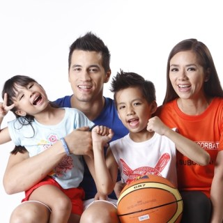 Healthy Upbringing according to Danica Sotto – Pingris
