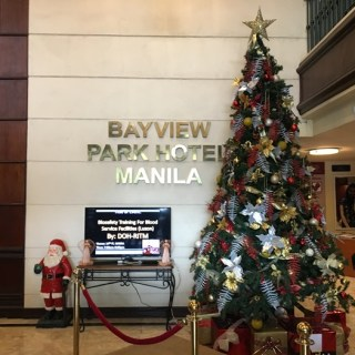 Celebrate Christmas at Bayview Park Hotel Manila