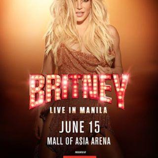 Britney Spears Live In Manila on June 15, 2017