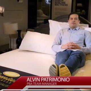 Alvin Patrimonio Invites Everyone To Join World Sleep Day #SleepSoundlyWithUratex