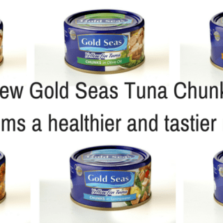 New Gold Seas Tuna Chunks gives moms a healthier and tastier mealtime