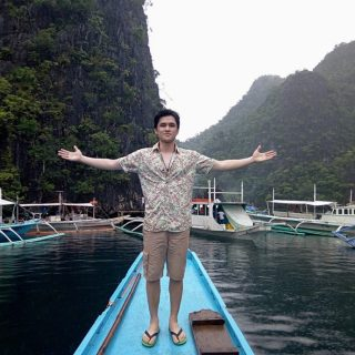 "Paolo Onesa Films Music Video For ""Atin Ang Gabi"" In Coron"