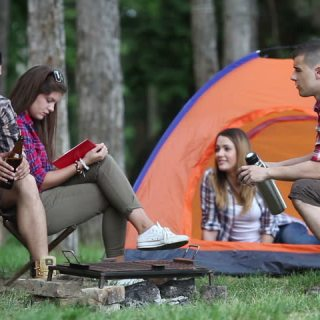 The Complete Guide to Camping with Friends