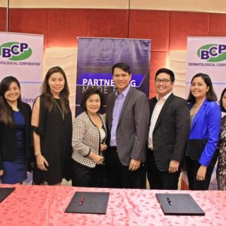 BCP Dermatological Corporation and Metro Drug, Inc. Philippines Partnership Made Easy with Dermablend