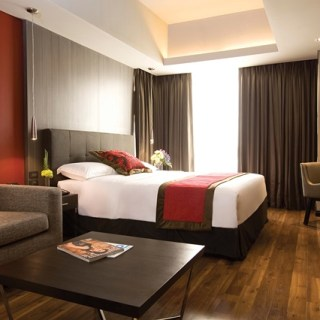 Conquer the Summer with F1 Hotel Manila