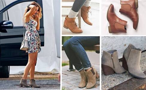 12 Best Ankle Boots for summer 2018