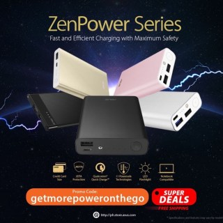 ZenPower Special Discount! June 1-3