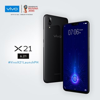 Vivo to introduce In-Display Fingerprint Scanning Technology in PHL