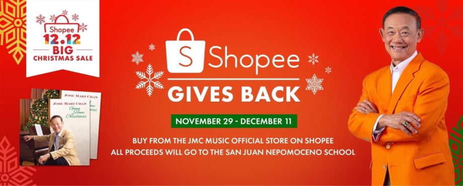Join Shopee in Giving Back this 12.12 Big Christmas Sale | Mommy Iris | Top Lifestyle Blogger ...