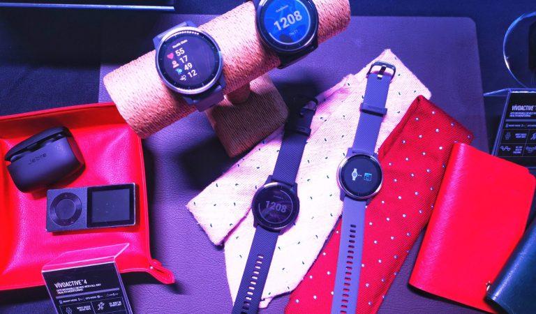 Garmin plays up active lifestyle range with latest smartwatch additions – Venu, vívomove 3 and vívoactive 4
