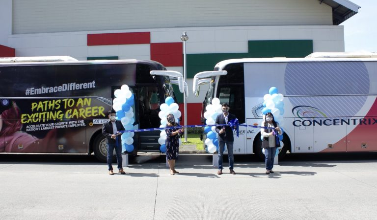 Concentrix Expands Staff Transport with Dedicated, Free Buses