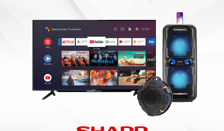 Sharp Philippines' Entertainment Solutions comes bigger and better with their new TV and Audio Products
