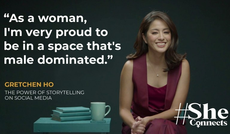 Gretchen Ho: Connecting women in action