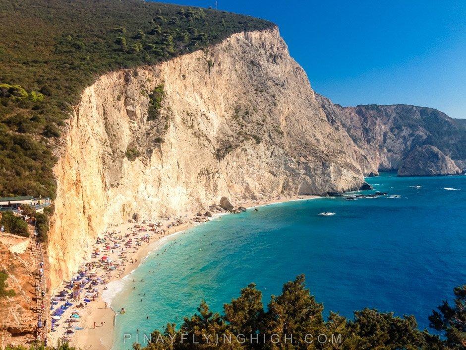 Porto Katsiki Beach, Lefkada, Greece