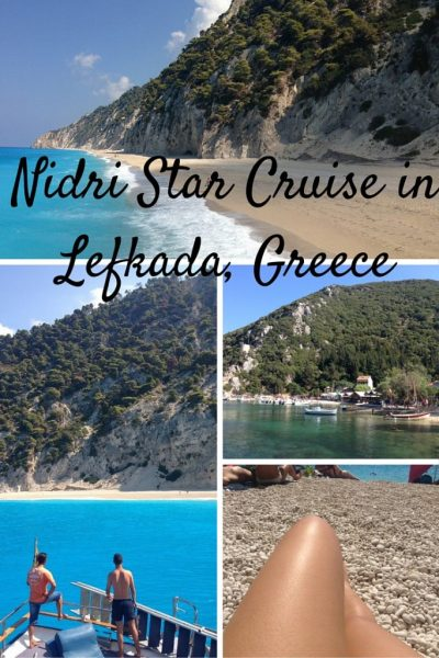 Nidri Star Cruise in Lefkada, Greece
