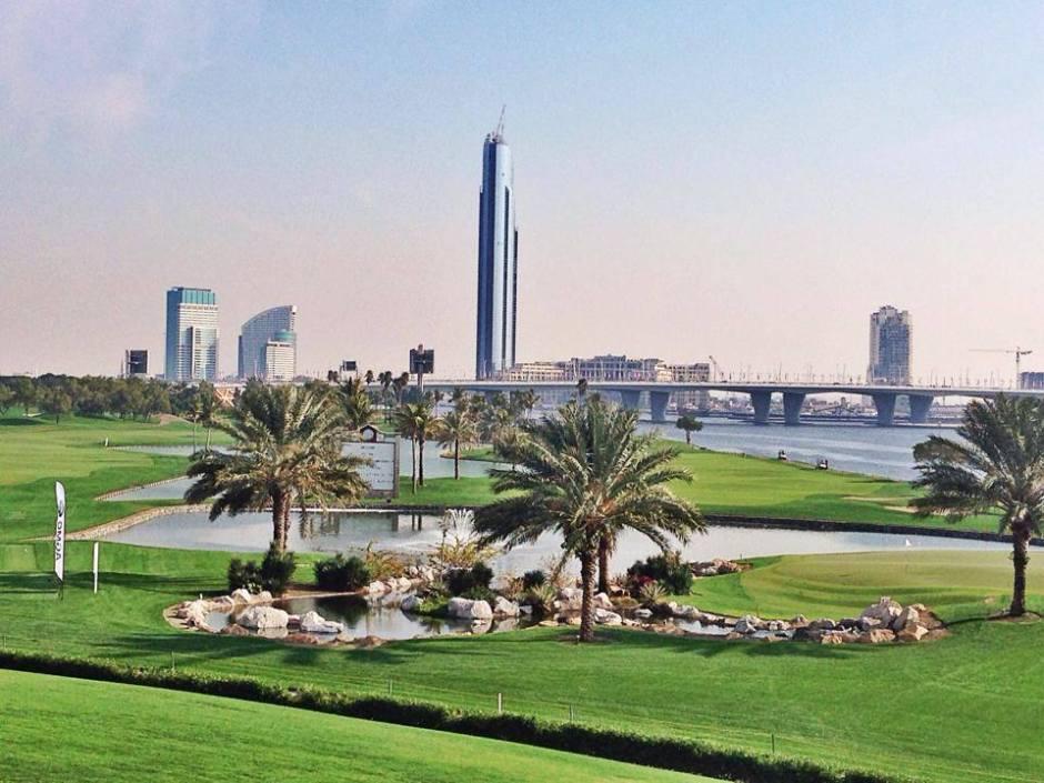 Friday Brunch, Legends in Dubai Creek Golf and Yacht Club
