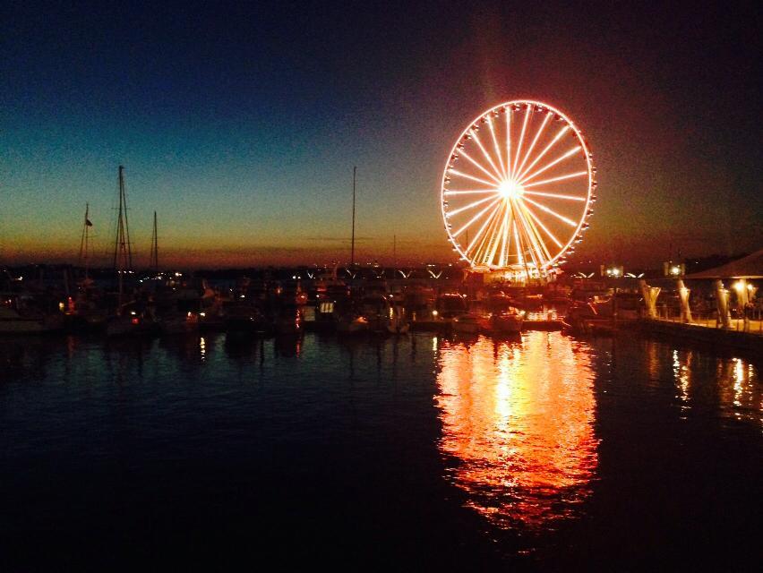 National Harbor DC