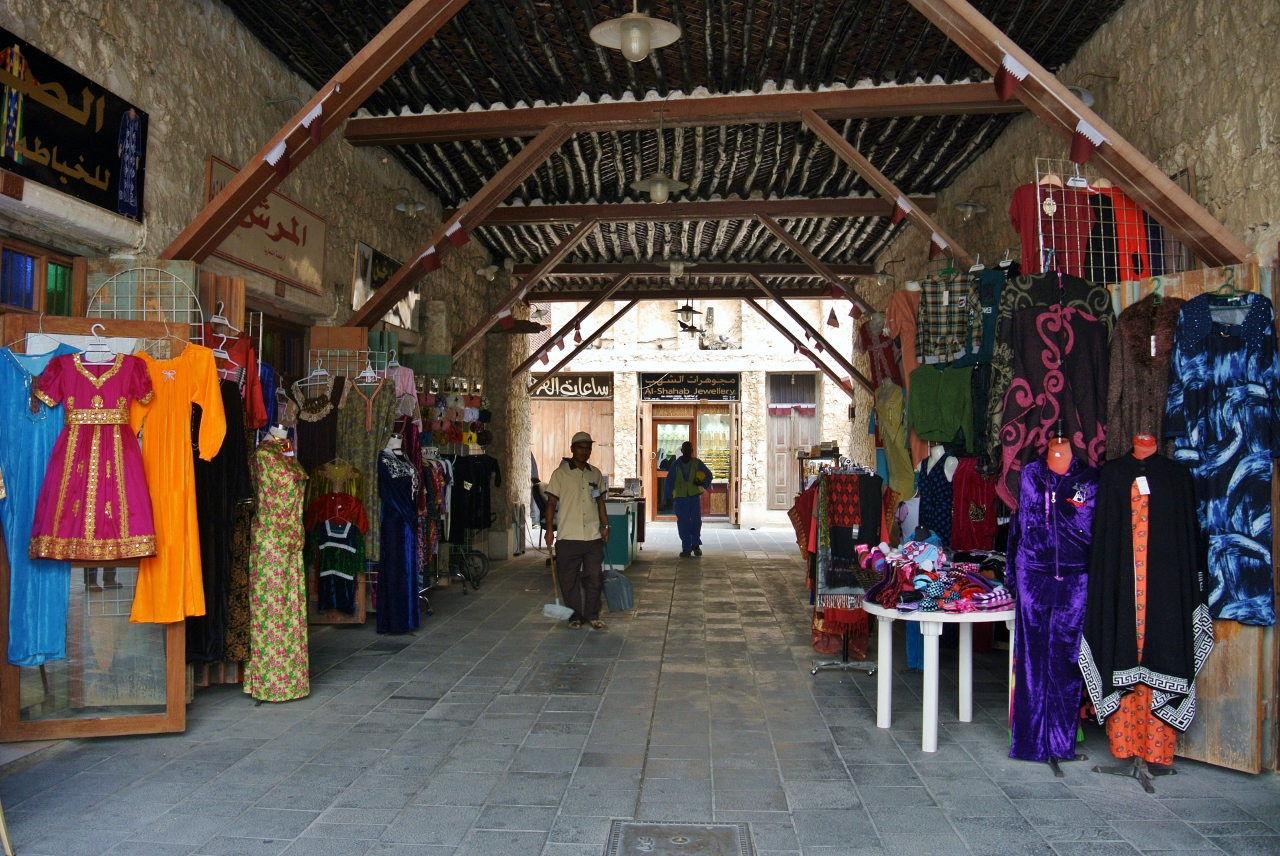 Things To Do in Doha: Travel Back in Time in Souq Waqif Doha - Pinay
