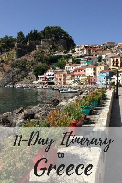 11-Day Itinerary to Greece (427x640)
