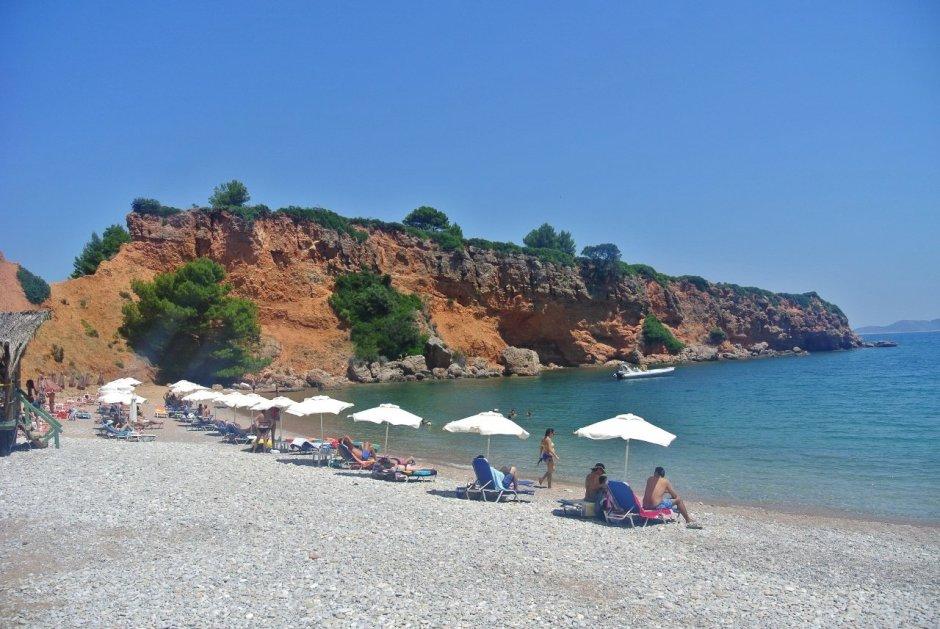 Kokkinokastro Beach, Alonissos, Greece