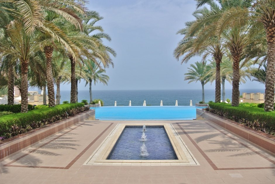 Shangri La Barr Al Jissah Resort and Spa