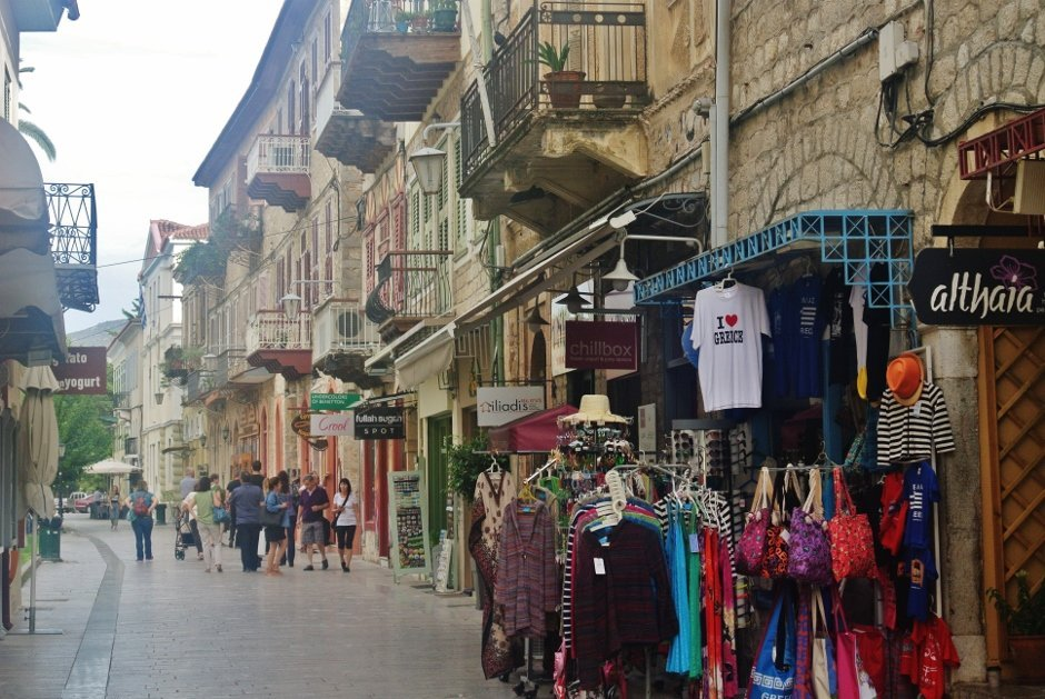 Old Town of Nafplio, Greece