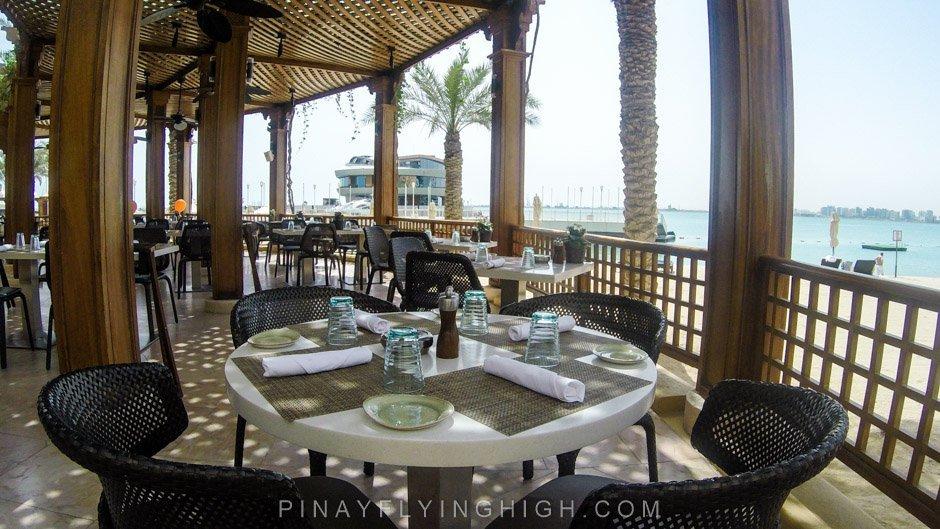 Pool and beach access at Four Seasons Doha, PinayFlyingHigh.com-28