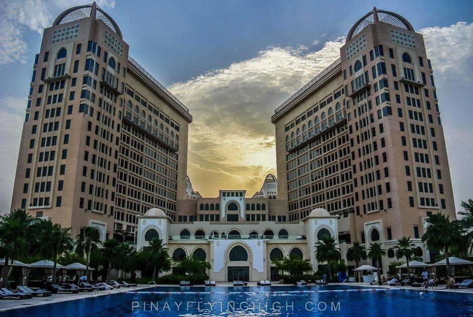 pool and beach access, St Regis Doha, Pinayflyinghigh.com-23