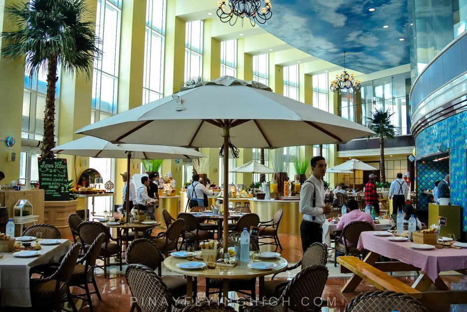 Picnic brunch at The Lagoon, Ritz Carlton Doha, Pinayflyinghigh.com-2