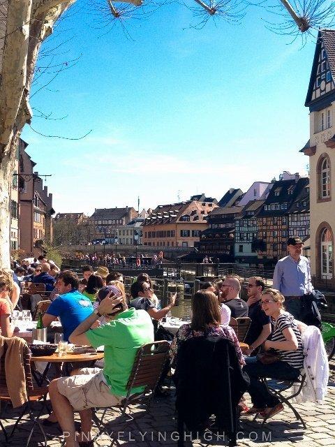 La Corde A Linge, Strasbourg, France