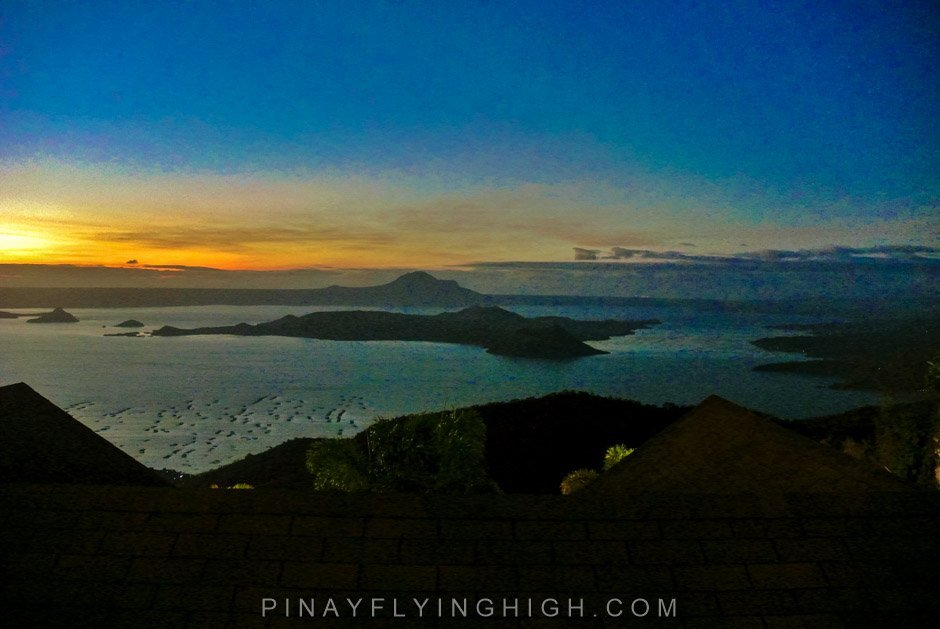 Joaquin's bed and breakfast, tagaytay, philippines