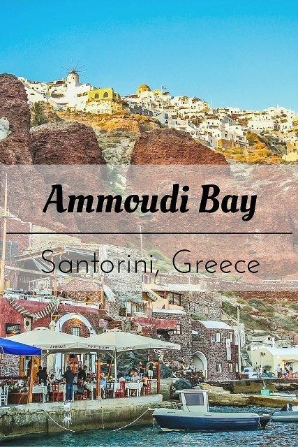 Ammoudi Bay, SAntorini, Greece - PinayFlyingHigh.com