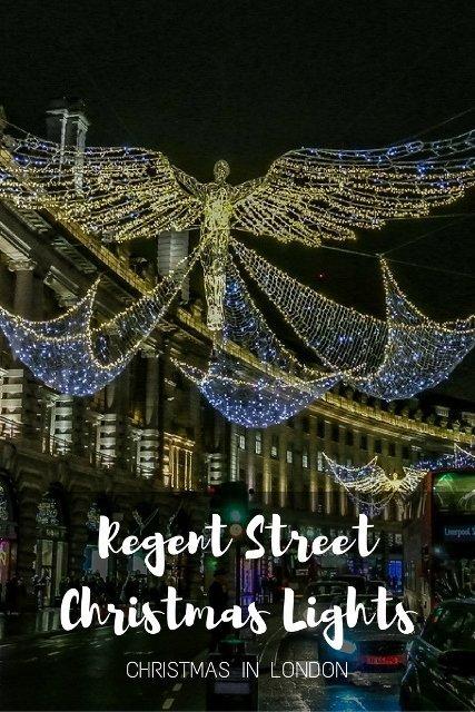 Regent Street Christmas Lights, London - PinayFlyingHigh.com