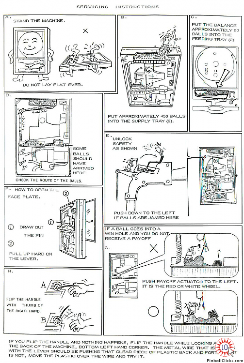 pachinko machine wiring diagram